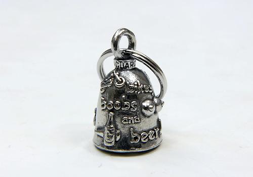Guardian bell 鑰匙圈