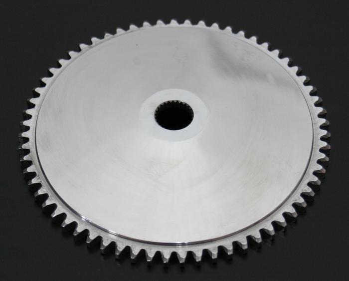 輕量型高效能風葉盤