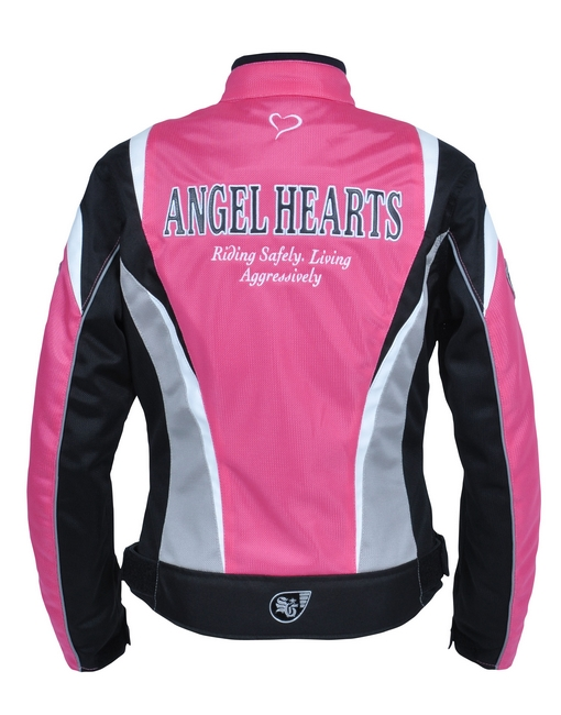 【Angel Hearts】網格夾克 AHJ-2112 - 「Webike-摩托百貨」