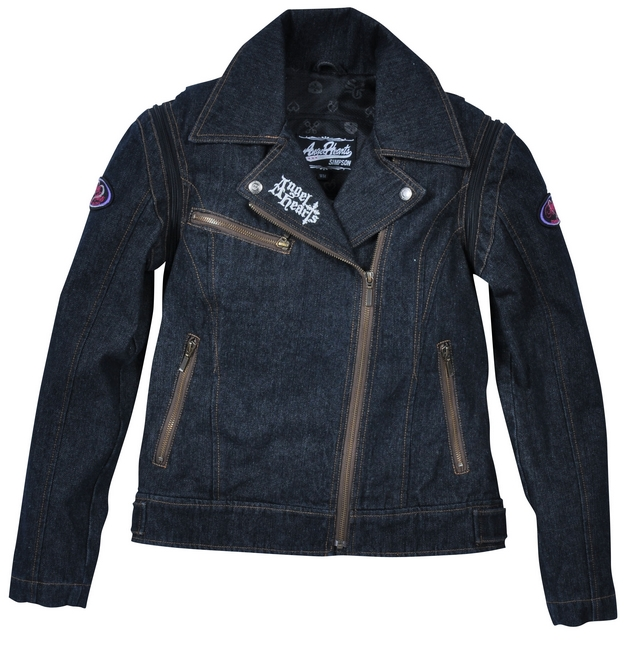 丹寧牛仔夾克 AHJ-2116