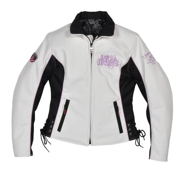 【Angel Hearts】F 皮革夾克 AHJ-2133 - 「Webike-摩托百貨」