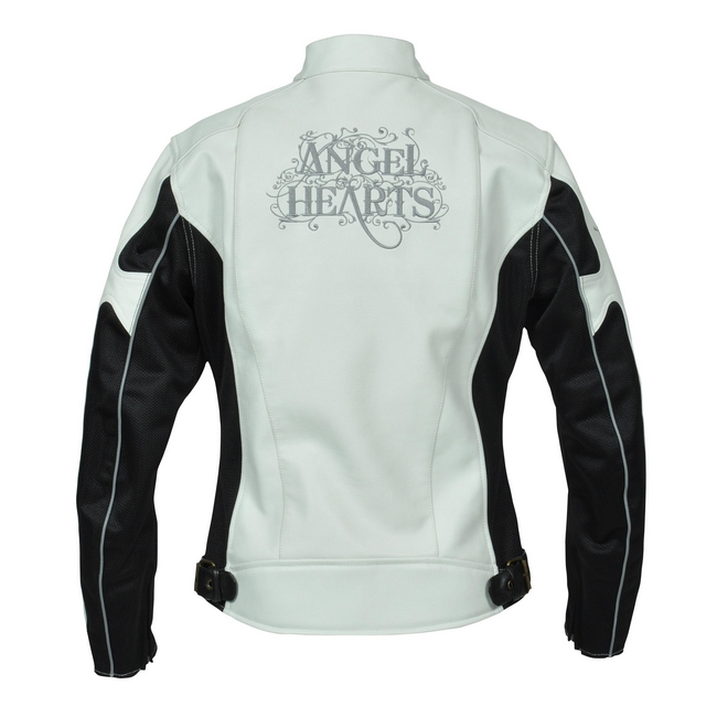 【Angel Hearts】仿皮革夾克 AHJ-3114 - 「Webike-摩托百貨」