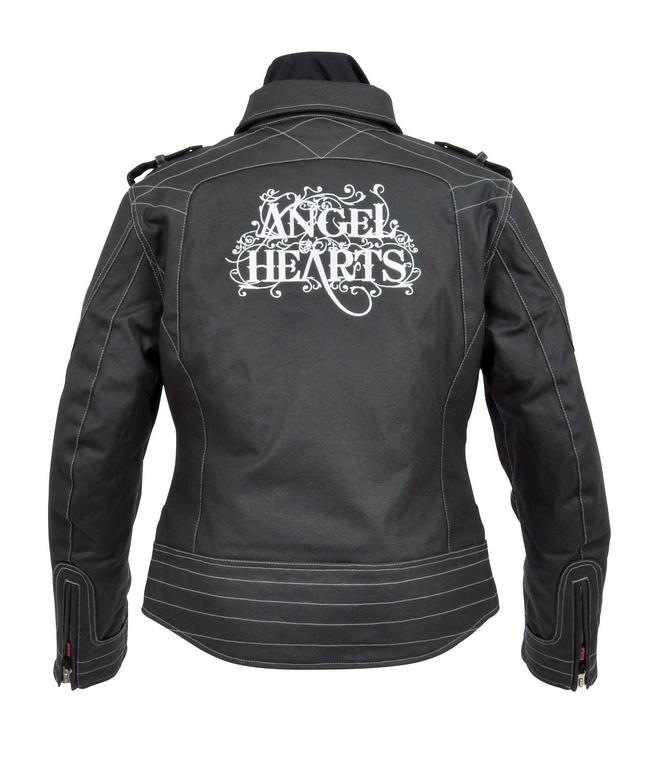 【Angel Hearts】棉質夾克 AHJ-3133 - 「Webike-摩托百貨」