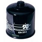 【K&N】KN-204 機油濾芯 - 「Webike-摩托百貨」