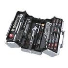 【KTC】雙開金屬工具箱工具組