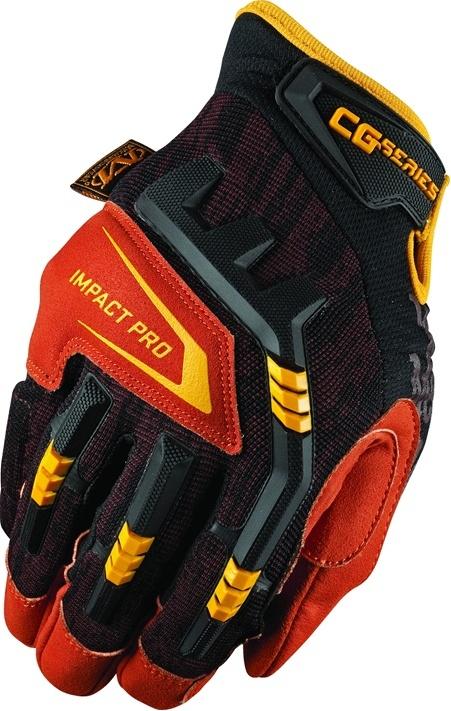 MW CG4x Impact PRO 棕色技師手套
