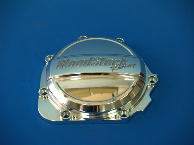 引擎外蓋 B Type (銀色) GPZ900R/ZRX1100/ZRX1200用