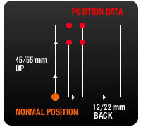 【WOODSTOCK】腳踏後移套件 S1000RR用 - 「Webike-摩托百貨」