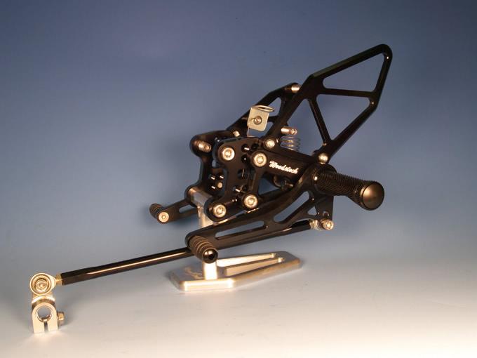 腳踏後移套件 (ZZR1400 06-/ZX-14R 12-用 ABS車型對應)