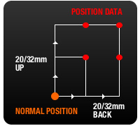 【WOODSTOCK】腳踏後移套件 (CBR1000RR 04-07用) - 「Webike-摩托百貨」