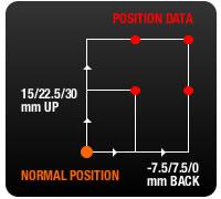 【WOODSTOCK】腳踏後移套件 GSX-R1000 -04用 - 「Webike-摩托百貨」