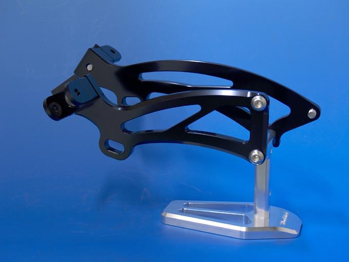 【WOODSTOCK】後座腳踏套件 (ZEPHYR750用) - 「Webike-摩托百貨」