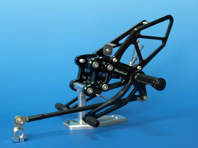 腳踏後移套件 (ZZR1400 06-/ZX-14R 12-用)