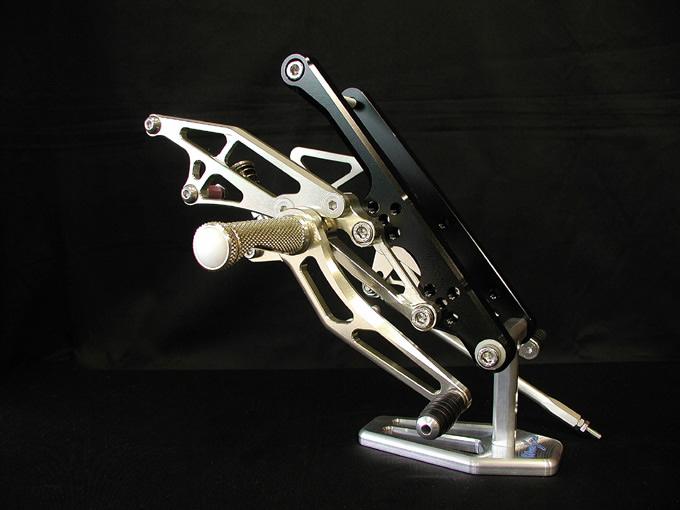 【WOODSTOCK】腳踏後移套件 (GSX1100S 00用) - 「Webike-摩托百貨」