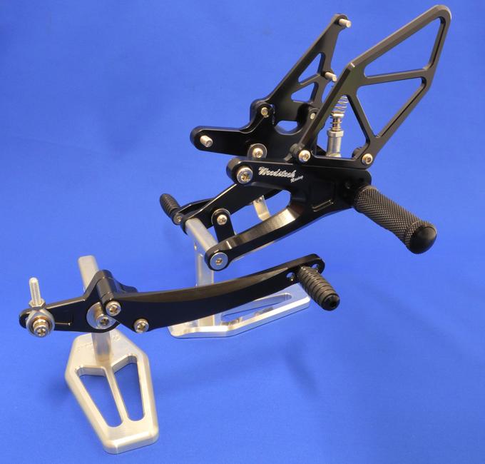 【WOODSTOCK】腳踏後移套件 YZF-R1 09-用 - 「Webike-摩托百貨」
