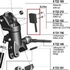 【MAGURA】【195 輻射式主缸】用維修部品 煞車用開關套件