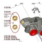 【MAGURA】【750 輻射式卡鉗】用維修部品 750 間隙片 5mm