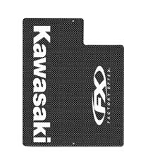 碳纖維前叉貼紙 Kawasaki