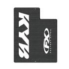 【FACTORY EFFEX】碳纖維前叉貼紙 KYB
