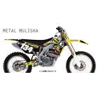 【FACTORY EFFEX】Metal Mulisha SUZUKI 貼紙