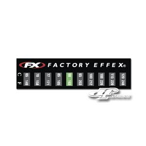 【FACTORY EFFEX】溫度貼紙 - 「Webike-摩托百貨」