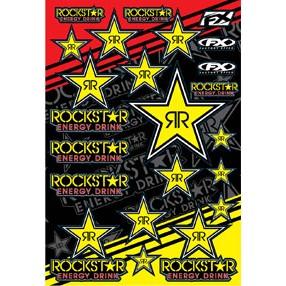 ROCKSTAR貼紙組