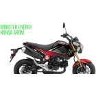 【FACTORY EFFEX】HONDA GROM Monster Energy 系列車身貼紙