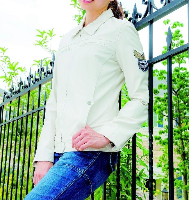 【Rosso StyleLab】單層皮革外套 - 「Webike-摩托百貨」
