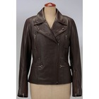 【Rosso StyleLab】雙層皮革外套