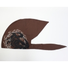 NIKOKUDO Bandana cap Raven run Ghost in Pirate hat - Kaou