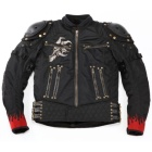 NIKOKUDO Battle Ride Mesh Jacket Fire Dragon