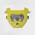 【UFO】Panther 頭燈專用下部頭燈(維修替換品)