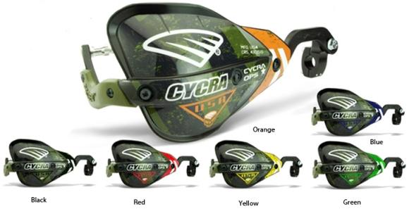 【CYCRA】C.R.M.把手護弓全套組【OPS限定】 - 「Webike-摩托百貨」