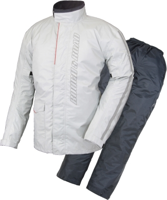 Dual tex3層雨衣