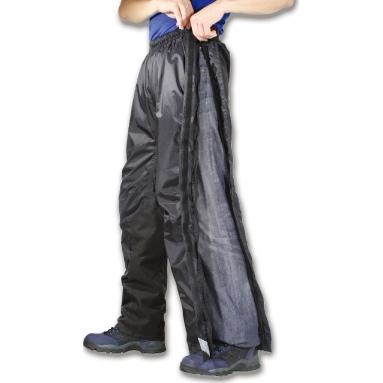 【ROUGH&ROAD】Dual tex側開雨褲 - 「Webike-摩托百貨」