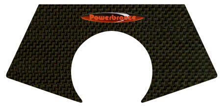碳纖維三角台保護貼片