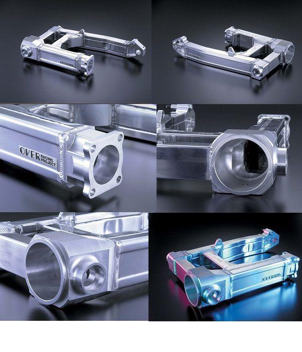 【OVER】鋁合金35mm加長型後搖臂  - 「Webike-摩托百貨」