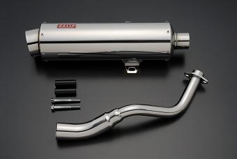Berta 全段排氣管