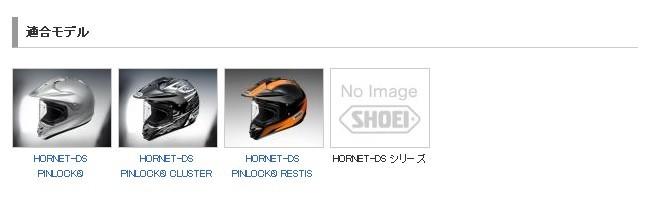 【SHOEI】HORNET-DS鼻罩(含螺絲) - 「Webike-摩托百貨」