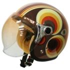【DAMMFLAPPER】RETRO MODERN 安全帽