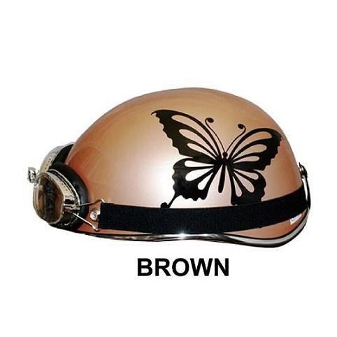 STREET BUTTERFLY II 半罩安全帽