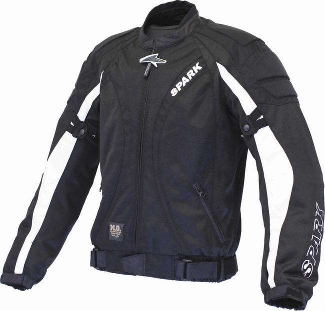 運動騎士網格外套