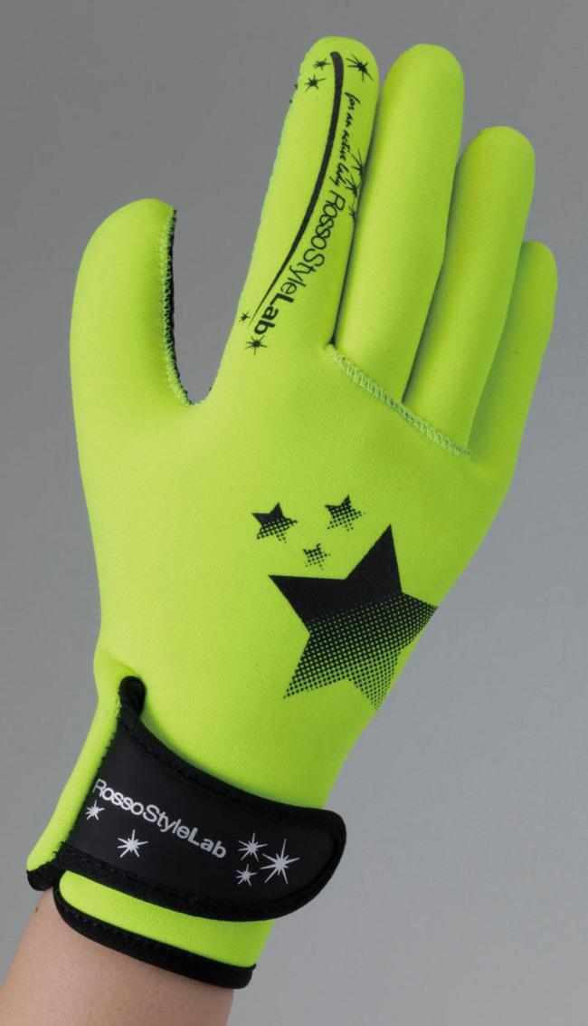 Rosso Star Neoprene手套