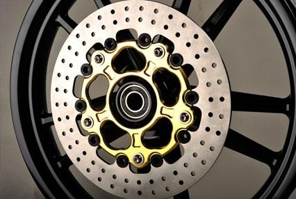 300mm Open Type 煞車碟盤