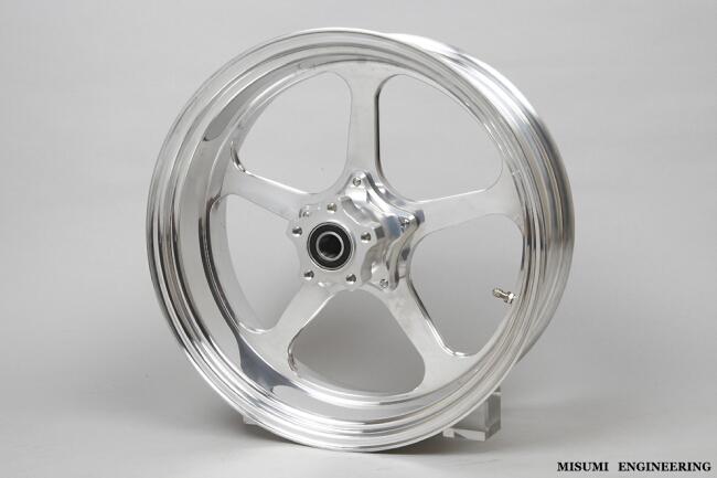 「5」星型輪框 17英吋(3.5J)