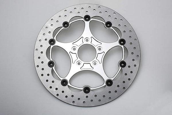 13吋用 72孔 5輻煞車碟盤