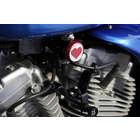 【MISUMI ENGINIEERING】油杯開關旋鈕外蓋 (Heart) - 「Webike-摩托百貨」