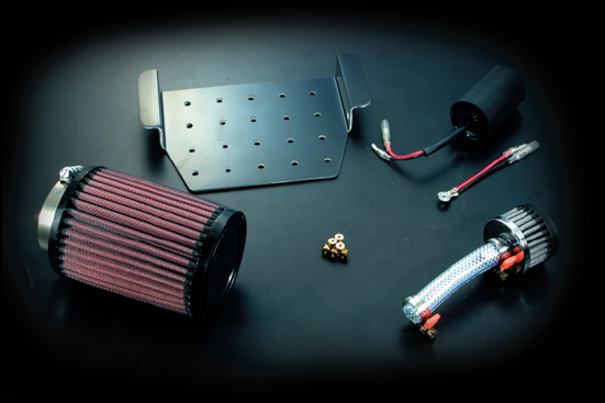 Ska-Tune 配線組與電系固定座套件 無電瓶規格