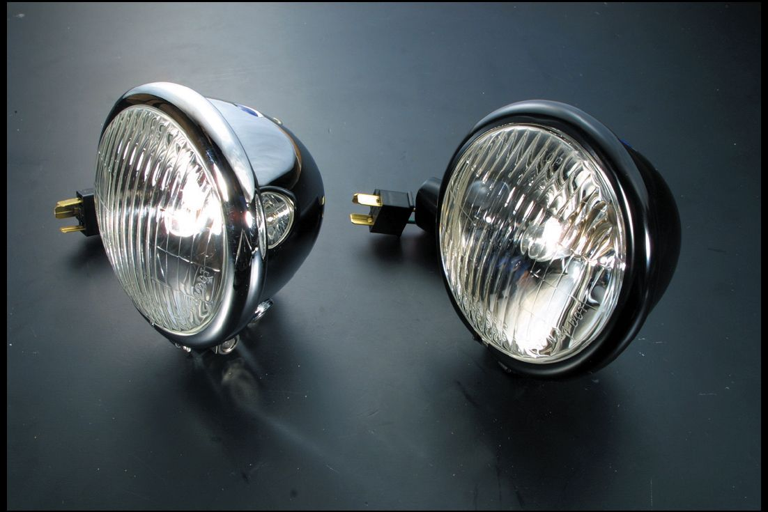 Bates 頭燈 4.5 吋