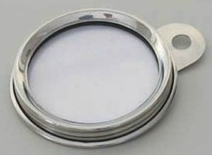 【CF POSH】不銹鋼製反光片支架 (TypeH) - 「Webike-摩托百貨」